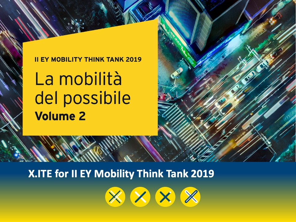 LUISS X.ITE for EY Mobility Think Tank 2019