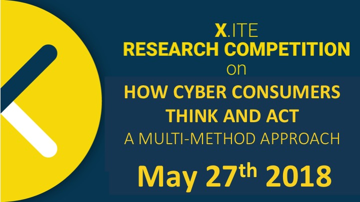 X.ITE Research Competition On How Cyber Consumers Think And Act